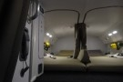 Khám phá chỗ ngủ 'bí mật' của phi công trên các chuyến bay dài