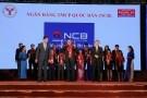 NCB tiếp tục nhận danh hiệu Thương hiệu mạnh Việt Nam 2016