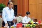 Kiểm tra công tác quy hoạch và luân chuyển cán bộ tại Quảng Nam