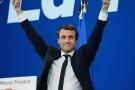 Dòng tiền toàn cầu đổ về Pháp sau chiến thắng của ông Macron
