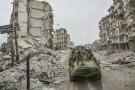Cố vấn quân sự Nga hi sinh khi cố giải cứu đồng đội ở Syria