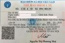 Giảm thời hạn cấp mới thẻ BHYT từ 7 ngày xuống 5 ngày