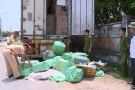 Hà Tĩnh: Bắt giữ gần 5 tấn thực phẩm không rõ nguồn gốc, bốc mùi hôi thối