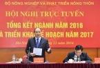 Thủ tướng: Không để thể chế trói buộc sự phát triển nông nghiệp