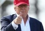 """Mũ """"Donald Trump"""" được làm ở Việt Nam"""