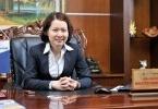 Bóng hồng Nguyễn Minh Thu ra tòa cùng Hà Văn Thắm ở Oceanbank là ai?