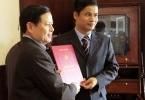 Nguyên thư ký ông Nguyễn Bá Thanh được bổ nhiệm vị trí mới