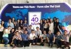 Vinamilk 3 năm liên tiếp đứng thứ 2 trong top 100 nơi làm việc tốt nhất Việt Nam