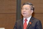 Cách chức ông Võ Kim Cự và cảnh cáo nguyên Bộ trưởng Nguyễn Minh Quang