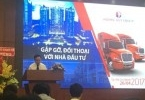 """Thị trường xe tải """"chết"""" lâm sàng, Tài chính Hoàng Huy vẫn báo lãi kỷ lục"""