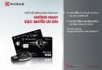 SeABank ưu đãi khách hàng mở thẻ Mercedes Platinum