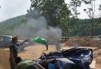 Quảng Nam: Lại nóng chuyện truy quét 'vàng tặc' ở Bồng Miêu