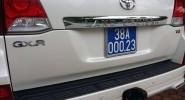 Siêu xe biển giả của cựu sếp BQL Khu kinh tế  Hà Tĩnh đang ở đâu?