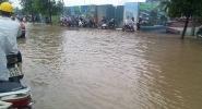 Những dự án bất động sản luôn ngập khi có mưa ở Hà Nội