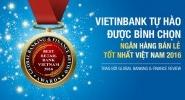 Bán lẻ VietinBank: Vị thế số 1 Việt Nam