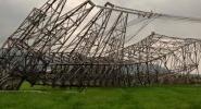 Cột điện 500kV bị đổ: Nhà thầu liên tiếp trúng dự án lớn