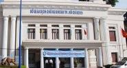 Trụ sở Sở Giao dịch Chứng khoán Việt Nam đặt tại TP.HCM