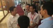 Bộ trưởng Trần Hồng Hà ủng hộ lập Ủy ban lâm thời về vụ Formosa