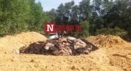 Trưởng Chi cục BVMT lạm quyền ký công nhận bùn thải Formosa an toàn