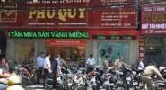 Vàng Phú Quý bị tố 'chém' khách khi giao dịch bán lại hàng!?