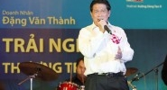 Đại gia Đặng Văn Thành 'úp mở' chuyện trở lại ngành ngân hàng