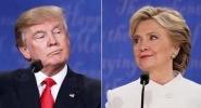 Clinton vượt xa Trump lượng cử tri ủng hộ