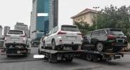 Truy thu gần 1000 tỷ đồng tiền thuế với ô tô nhập theo diện quà biếu, tặng