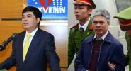 Cựu chủ tịch PVN Nguyễn Xuân Sơn và sếp Oceanbank hầu tòa với mái tóc bạc trắng