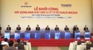 Thaco Mazda đầu tư 12.000 tỷ đồng xây nhà máy tại Quảng Nam