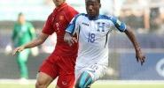 Thể lực giảm sút, U20 Việt Nam chào thua trước U20 Honduras