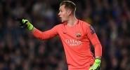 Barca trói chân thủ môn Ter Stegen bằng mức phí giải phóng 180 triệu euro