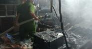 Hà Nội: Cháy nhà cấp 4, một người đàn ông tử vong