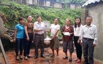 Một gia đình cận nghèo cháy nhà ở Hà Tĩnh rất cần sự giúp đỡ