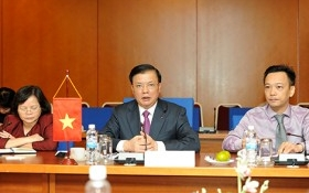Đẩy mạnh hợp tác tài chính giữa Việt Nam và CHLB Đức