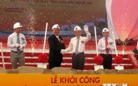Tập đoàn Hoa Sen đầu tư 2.300 tỷ ở Nghệ An