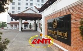 Hôn lễ ái nữ Tập đoàn Nam Cường tại khách sạn 5 sao Sheraton tốn kém bao nhiêu?