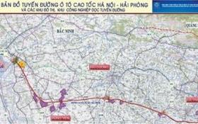 Cao tốc Hà Nội – Hải Phòng bị đội giá 20.000 tỷ đồng