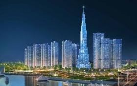 TP Hồ Chí Minh: Vingroup khởi công tòa tháp cao nhất Việt Nam