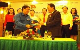 Hợp tác Bia Sài Gòn và Trung ương Đoàn TNCS Hồ Chí Minh giai đoạn 2015-2020