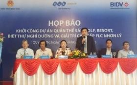 """FLC khởi công """"siêu dự án"""" 3.500 tỷ ở nơi hoàng hôn đẹp nhất Việt Nam"""