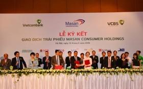 Công ty thực phẩm Masan phát hành 9.000 tỷ đồng trái phiếu
