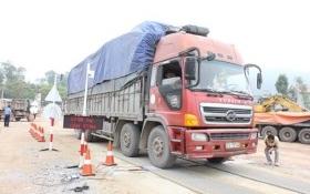 Tổng cục Đường bộ VN: Đề nghị Quảng Ninh xử lý xe quá tải