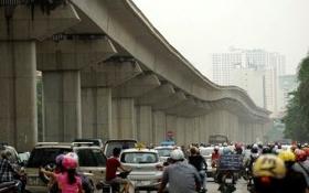 Đường sắt đô thị Cát Linh – Hà Đông có độ dốc tuân thủ chuẩn kỹ thuật