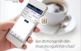 'Tiện trăm đường' với Mobile Banking