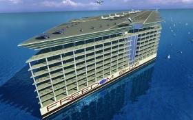 Siêu du thuyền Freedom Ship 10 tỷ USD