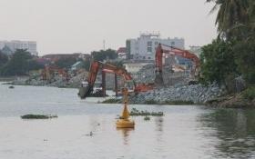 Số phận Dự án lấp sông Đồng Nai sẽ được định đoạt vào tháng 9