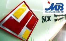SCIC chính thức sở hữu 10% vốn của MB