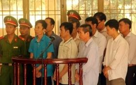 Tiếp tay lừa dân, 4 nguyên cán bộ Sở TN-MT tỉnh Quảng Nam lĩnh án tù