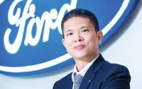 Gặp Tổng Giám đốc người Việt đầu tiên của hãng xe Mỹ