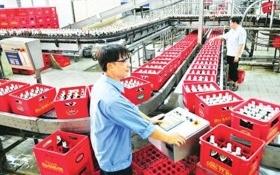 """Bia Sài Gòn """"phủ sóng"""" khắp thị trường đồ uống Việt"""